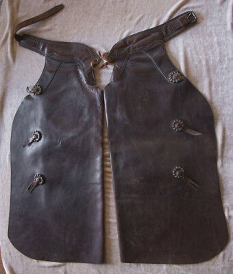 George Lawrence Vintage Western Chaps Chinks 1940's Rare Find!!
