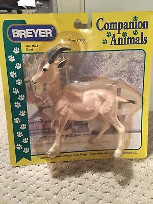 Breyer Companion Animal Goat NIB
