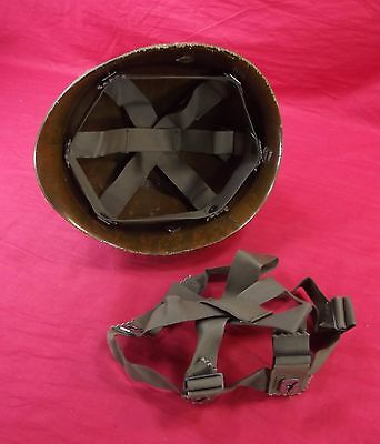 U.S. M-1 Helmet Liner Replacement Suspension Assembly  Unissued