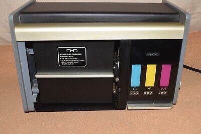 Omega Enlarger Super Chromega D II 4X5 Lamphouse Dichroic II Color Head