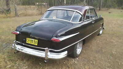 Ford  victoria   Left hand  Drive 1951