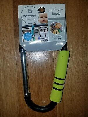 Carter's Out & About Multi-Use Hook Stroller Accessory