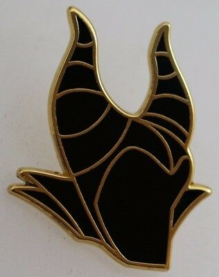 Disney Character Hats Collectible Maleficent Pin Only P1