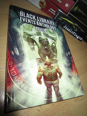 2017 BLACK LIBRARY WEEKENDER EVENTS ANTHOLOGY MINT Exclusive Horus Heresy ++