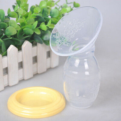 Squeezing Pumping Silicone Suction Nipple Breast Pump Tractors Breastfeeding、Fad