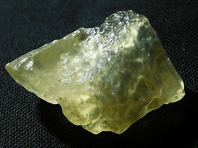 A Larger Translucent! 100% Natural AAA Libyan Desert Glass From Egypt 19.9gr e
