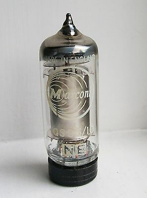 QS95/10 Vacuum Tube Radio Valve Marconi New Old Stock Cleaned And Tested