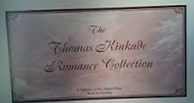 "Thomas Kinkade Romance Collection FIVE Matted Prints 11x14"" NEW!"
