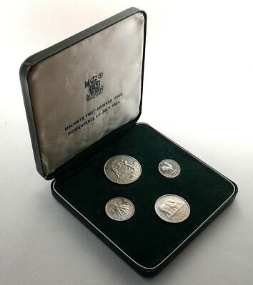 Malawi First Issue Coinage Proof Set 1964
