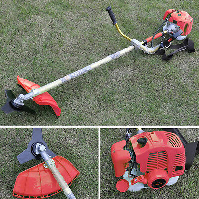 52cc Grass trimmer strimmer Cutter 2Stroke Petrol Brush Cutter Garden Tool 1.7KW