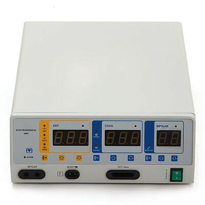 Electrosurgical  diathermy machine Electrotome electrocautery surgery smooth Cut