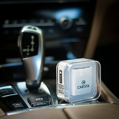 Original Bluetooth Adapter and App with Dealer Level for Audi, BMW, Lexus, Scion