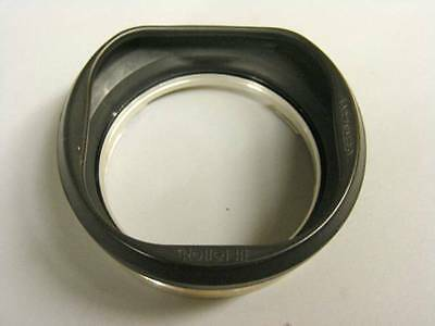 EXC++  Rollei Bay III Rubber Lens Hood for Rolleiflex 2.8F from Japan