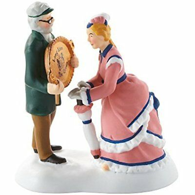 """Department 56 Collectible Figurines Dickens Village Long Live The Queen 2.76"""""""