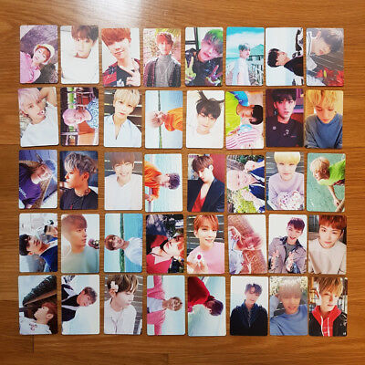 SEVENTEEN 2nd Album 'TEEN, AGE' Official Photocards Select Member Set