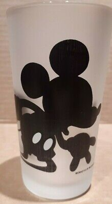 MONKEYS OF MELBOURNE MICKEY MOUSE FROSTED GLASS DISNEY small version