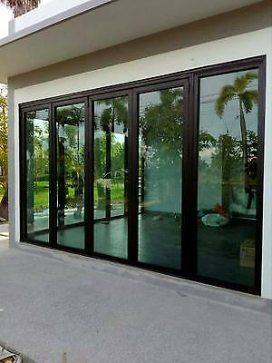 Bifold Doors - 4  Panel system 126.75 in by 84 in (Receive 5-6  Weeks )