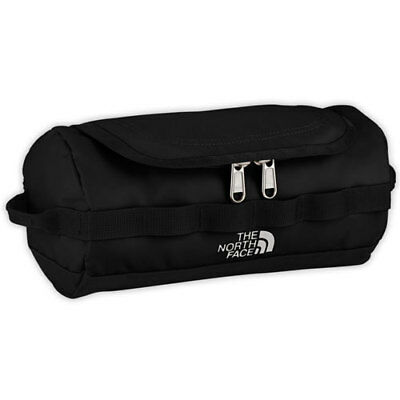 North Face Base Camp Travel Canister Unisex Bag Toiletry - Tnf Black One Size