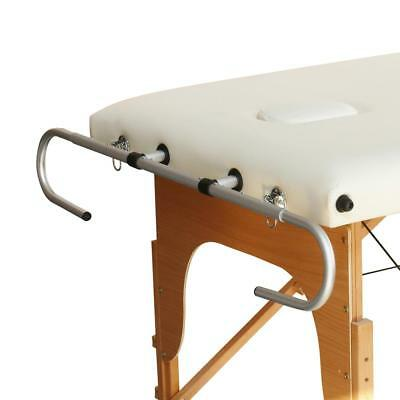 Porte rouleau de papier pour table de massage physiotherapie