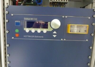 Trumpf Hüttinger TruHeat MF7100 Induction Frequency Heating MF Generator 100kW