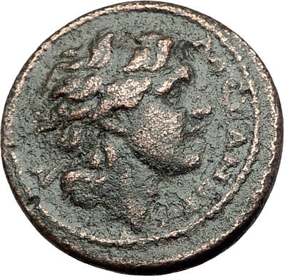 ALEXANDER the Great BUCEPHALUS Ancient Greek Coin Roman Macedonia Koinon i65137