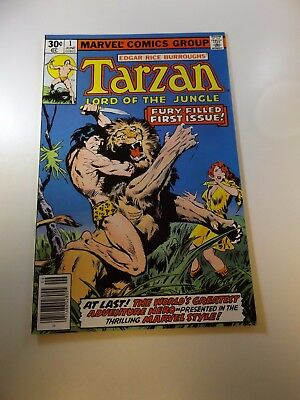 Marvel Tarzan #1 VF/NM condition Huge auction going on now!