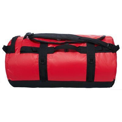 North Face Base Camp Medium Unisex Bag Duffle - Tnf Red Black One Size