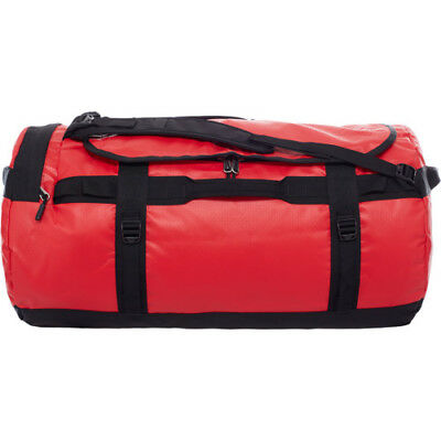 North Face Base Camp Large Unisex Bag Duffle - Tnf Red Black One Size