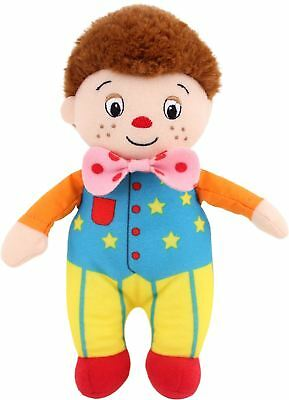 MR TUMBLE MINI SOFT TOY Something Special Sensory Cbeebies Toddler BN