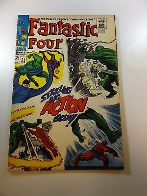 Fantastic Four #71 FN condition Free shipping on orders over $100.00!