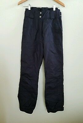 Schoffel Gore-Tex Women's Snow Ski Snowboard Pants US Size 6 Black winter