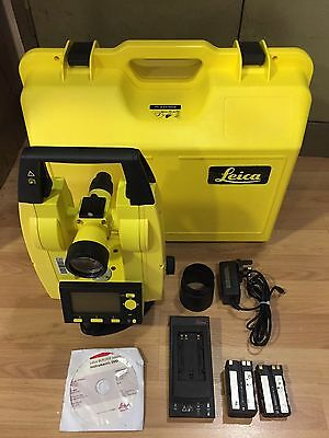 Leica BUILDER 109  TOTAL STATION