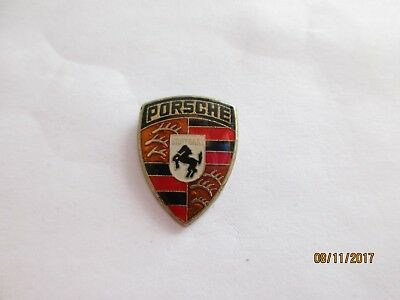 53-03 - PORSCHE pin - car badge - pinback - tie tack - lapel pin - brooch - pins