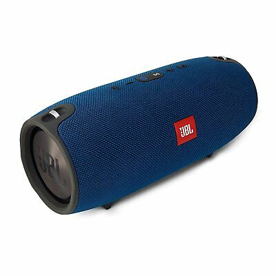 JBL Xtreme Portable Wireless Bluetooth Speaker Blue Extreme