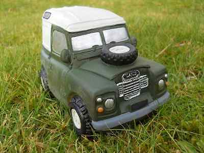 Landrover latex mould