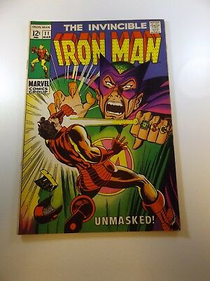 Iron Man #11 FN/VF condition Huge auction going on now!