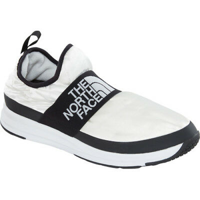 North Face Nse Traction Moc Light Ii Mens Footwear Slipper - White Black