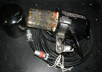 Speedotron 105 Head, 2 Cable Unit....price Reduced For Quick Sale....please Read