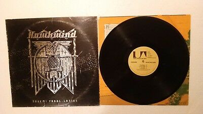 HAWKWIND Doremi Fasol Latido Lp With Inner Sleeve