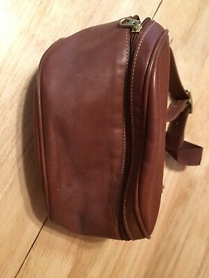 COACH Authentic Fanny Pack, Brown Leather