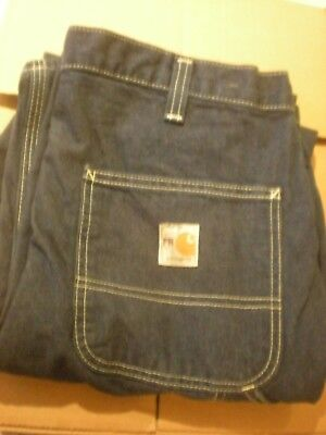 Carhartt FR Carpenter's Jeans Size 34x28 #290-83 -(VERY GOOD CONDITION)  #5.4