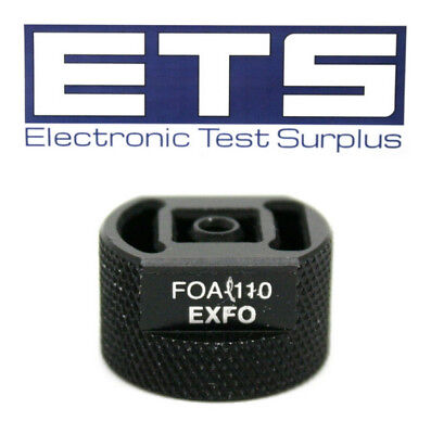 Exfo FOA-110 Fiber Optic OPM Optical Power Meter Adapter For GEX Detector