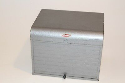 Photography-Negative File Cabinet 35Mm And 4X5, All Metal Brumberger, Exc
