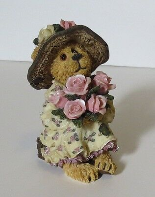 """Boyd's Bears & Friends """"A Single Rose Could Be My Garden..."""" #227781"""