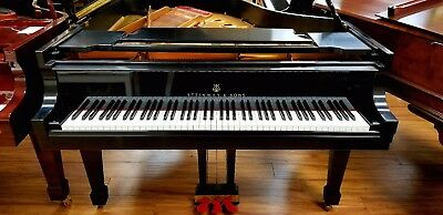 STEINWAY MODEL A GRAND PIANO (Built in 2012)