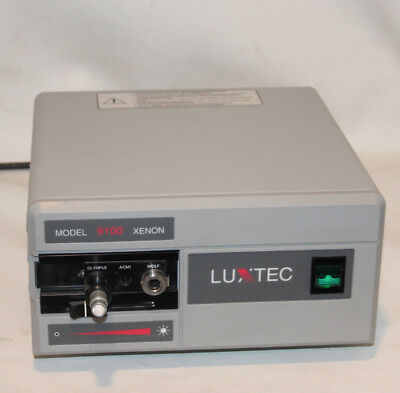 Luxtec model 9100 Xenon Light Source Medical,Health