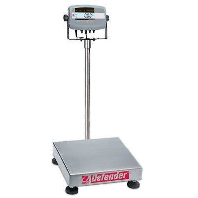 Ohaus D51XW100WL4 Defender 5000 Washdown Bench Scale Cap 100kg With Warranty