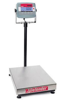 OHAUS D31P30BR 30kg 5g DEFENDER WASHDOWN BENCH SCALE NTEP With Warranty