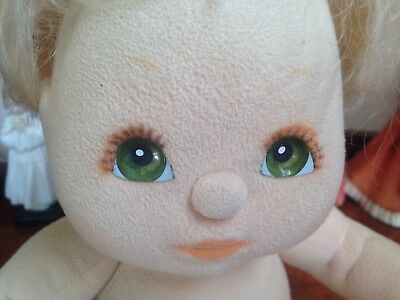 My Child Blonde Aussie Mattel Waif Doll