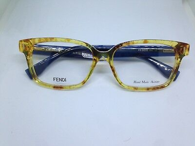 FENDI FF0038 occhiali da vista donna optyl aste flex woman glasses brille gafas